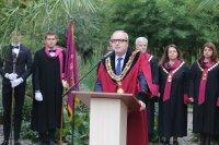 Нетрадиционно: СУ откри учебната година в Ботаническата градина