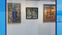 """снимка 3 В Берлин откриха изложбата """"Български художници от XX век"""" (Снимки)"""