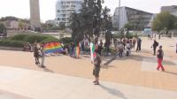 Две демонстрации в Бургас: В подкрепа и против хора с различна сексуална ориентация