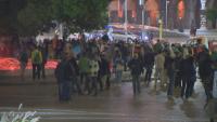 85-а вечер на протести в София