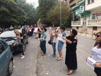Протест срещу мръсния въздух в Нова Загора