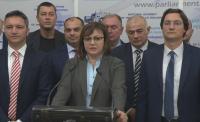Корнелия Нинова за шестимата депутати: Незабавно да напуснат парламентарните места