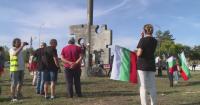 Протестът в Русе блокира частично Дунав мост