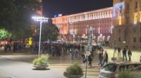 86-а вечер на антиправителствени протести в столицата