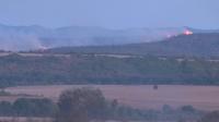 Три пожара горяха в Хасковска област следобед
