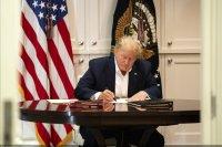 Доналд Тръмп иска да продължи предизборната кампания