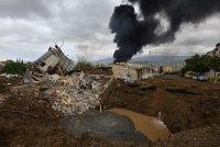 Азербайджан и Армения засега пренебрегват международните призиви за прекратяване на огъня