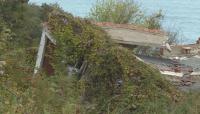 """Свлачището в местността """"Трифон Зарезан"""" край Варна няма да бъде укрепено тази година"""