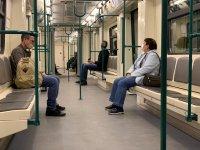 Технически проблем спря метрото в София