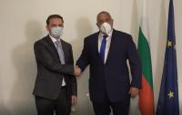 Борисов към Османи: Длъжни сме Република Северна Македония и страните от Западните Балкани да не бъдат спирани по пътя към ЕС