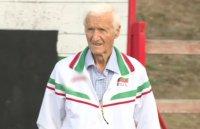 Най-възрастният треньор по лека атлетика е българин