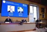 Двама американци си поделят Нобеловата награда за икономика