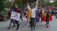 Без сбъсъци премина шествието срещу хомофобията в Пловдив