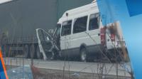 Повдигнаха обвинение на шофьора, причинил катастрофата край Лесово
