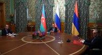 В очакване на примирие: Москва е домакин на преговори за Нагорни Карабах