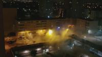 Нападение над полицейски участък в Париж