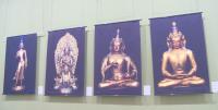 Изложба на мандали в Русе по повод 70 години дипломация с Монголия