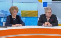 Яйца и протести, медии и цензура - дискутират Валерия Велева и Борислав Зюмбюлев