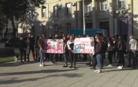 Отложиха делото за убийството на Андреа от Галиче. Близките на протест