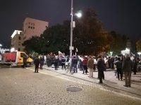 93-та вечер на протест в София