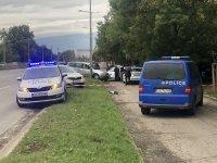 Шофьор блъсна полицай в опит да избяга от проверка