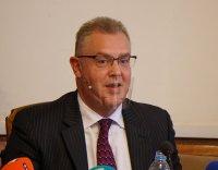 Правната комисия в НС одобри Александър Андреев за председател на ЦИК