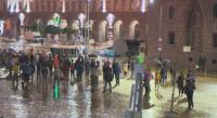 90-а вечер на протест срещу правителството в София
