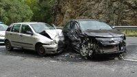 Трима души са пострадали в катастрофа в Кресненското дефиле