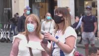 Италия удължи извънредното положение, маските на открито са задължителни