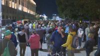 94-та вечер на протести в София