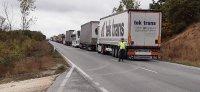 Три жертви на тежка катастрофа край Лесово, 16 души са ранени