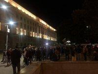 95-а вечер на протести в София