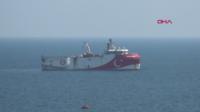 Спорни води: Турски кораб отново в Средиземно море