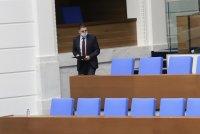 Вътрешният министър на изслушване в НС заради сгрешения адрес при акцията на ГДБОП
