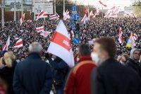 Над 200 ареста на пореден протест в беларуската столица Минск