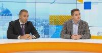 За престрелките в пленарна зала: Явор Божанков и Александър Ненков