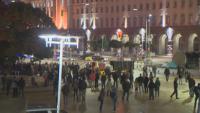 97-а вечер на протести в София