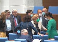 снимка 3 Дебат в НС за оставката на Цвета Караянчева