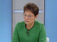 Ирена Анастасова: Всяка вечер има колеги от ПГ на БСП, които участват в протестите