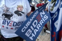 Тръмп и Байдън влязоха в задочен спор в две отделни телевизии