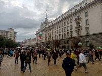 100 дни протести в София