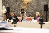 Борисов и фон дер Лайен обсъдиха зелената сделка на среща в Брюксел