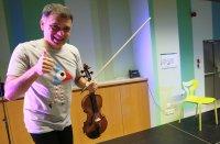 Световноизвестният български цигулар Васко Василев празнува 50 години