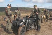 Историческа възстановка на Нишката операция от 1944 г.