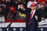 Тръмп заяви, че ако Байдън спечели изборите, ще затвори страната