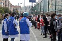 Започнаха тестването за коронавирус в 9-милионния град Циндао