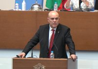 Иван Гешев представи доклада си за прокуратурата пред депутатите