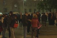 99-а вечер на протест в София