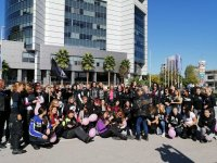 снимка 6 Жени от цяла България на мотошествие в подкрепа на кампания срещу рака на гърдата