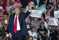 Тръмп се завръща в предизборната кампания